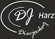 DJ Discjockey Harz Logo